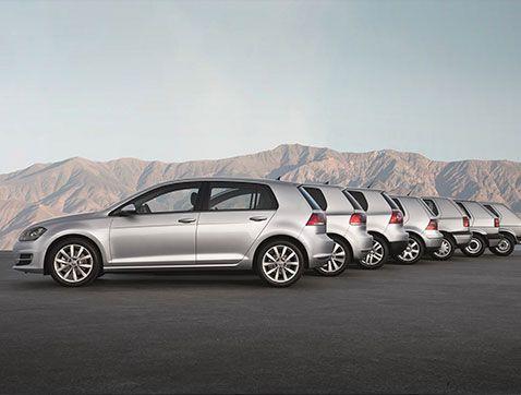 Comienza la cuenta atrás para una importante actualización del Volkswagen Golf en noviembre