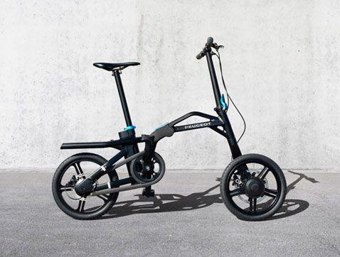 La movilidad urbana entra en un nuevo ciclo con la Peugeot eF01