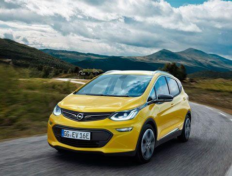 El Opel Ampera-E revoluciona la electromovilidad con más de 400 kms de autonomía