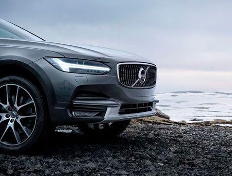 Nuevo V90 Cross Country: Volvo muestra su lado más intrépido