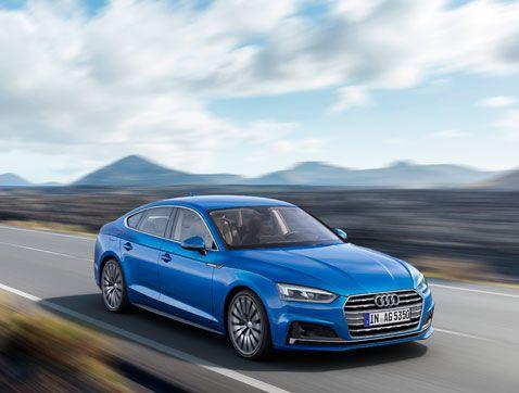 Audi inicia la comercialización de los nuevos Audi A5 y S5 Sportback en el mercado español