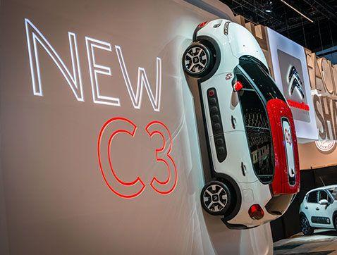 Nuevo Citroën C3: atrevido como ninguno