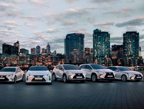 Lexus lanza en España el programa Lexus Business Plus orientado a empresas