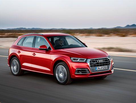 Audi ya admite pedidos del nuevo Audi Q5