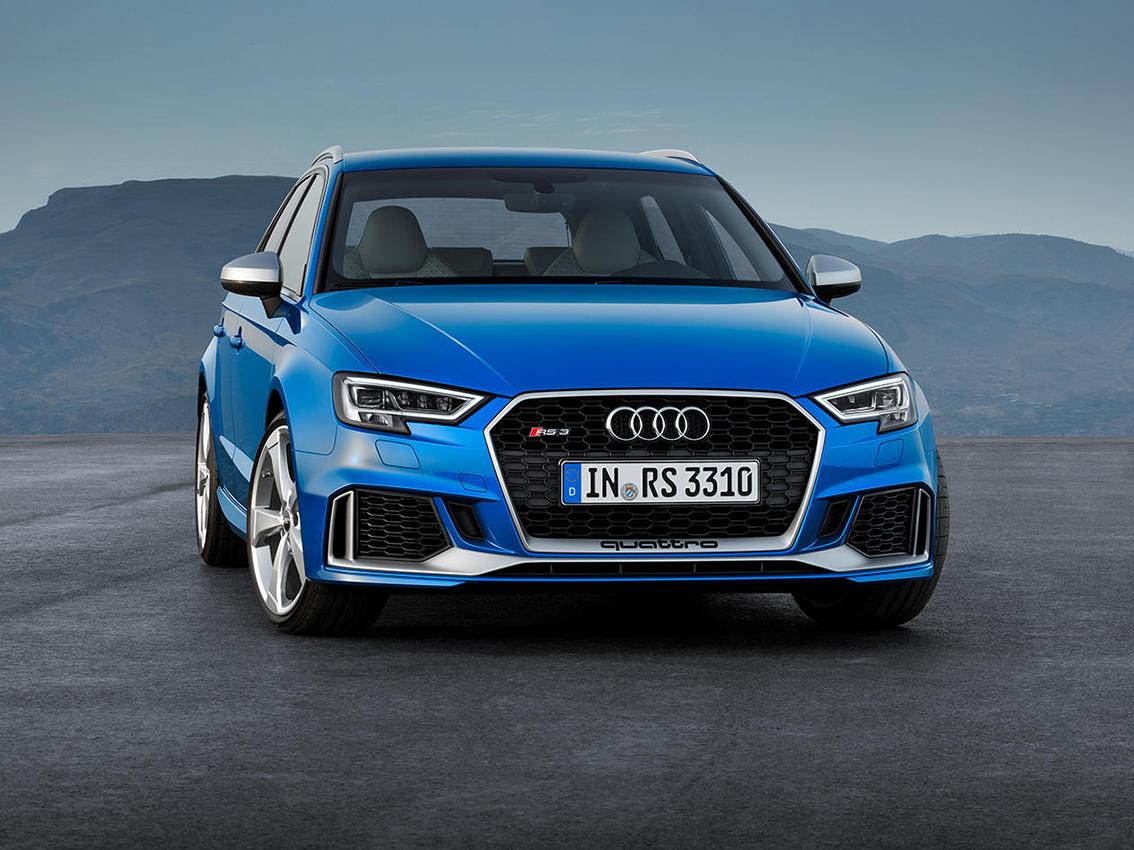 Audi RS 3 Sportback, nuevo motor y un diseño aún más impactante