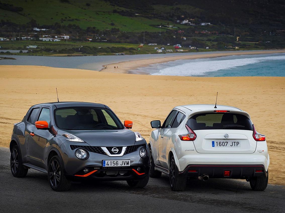 Nissan líder absoluto en el segmento Crossover