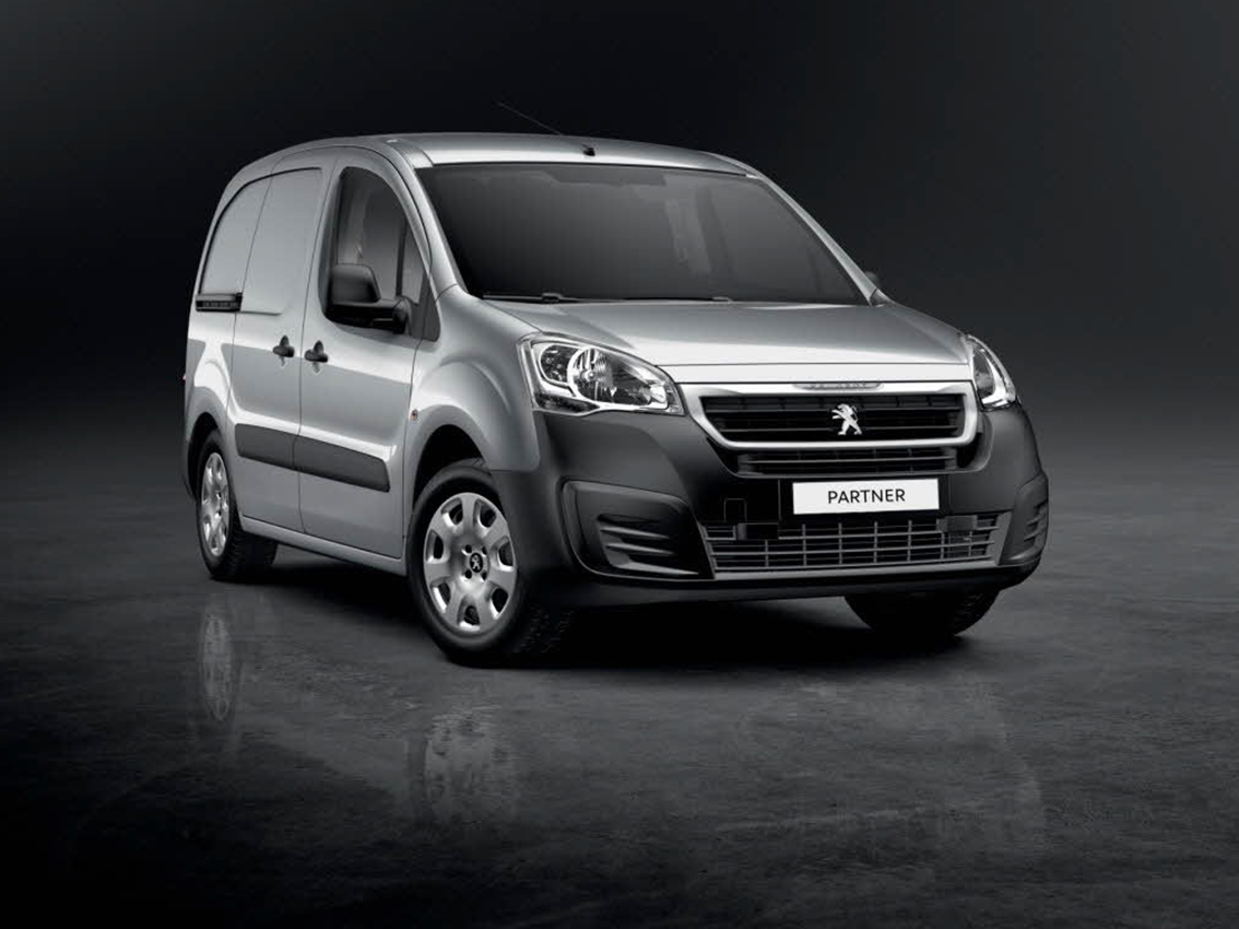 Peugeot, líder en vehículos comerciales