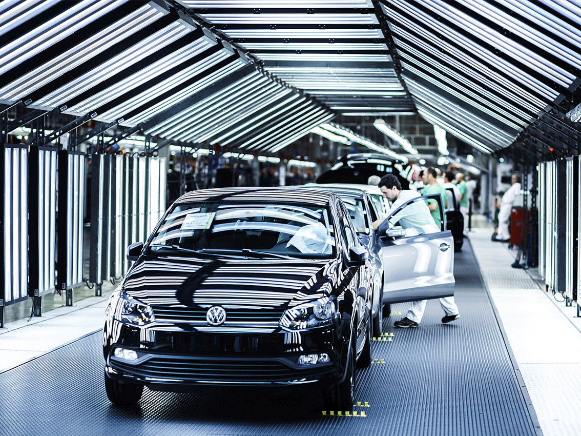 El Vokswagen Polo fue el modelo más fabricado en España en 2016