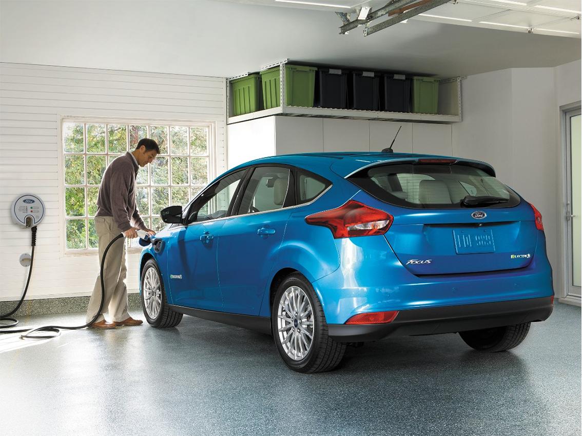 Ford presenta un modelo familiar totalmente eléctrico