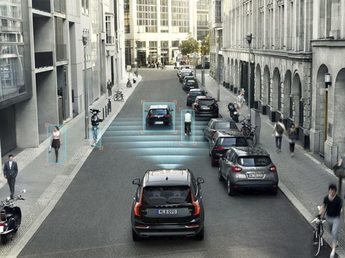 Los Volvo S90 y V90 obtienen la máxima calificación en Euro NCAP
