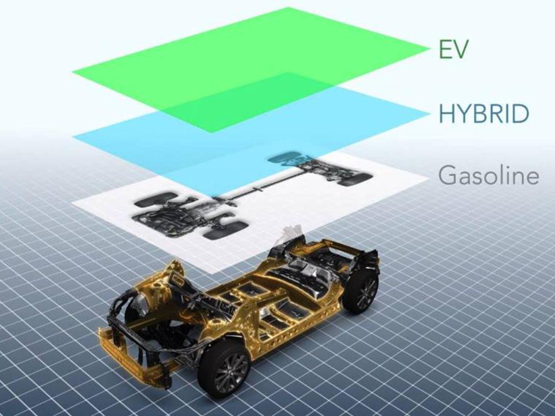 Los secretos de la nueva Plataforma Global de Subaru