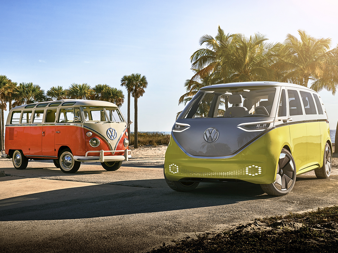 Estreno del Volkswagen I.D Buzz en Europa
