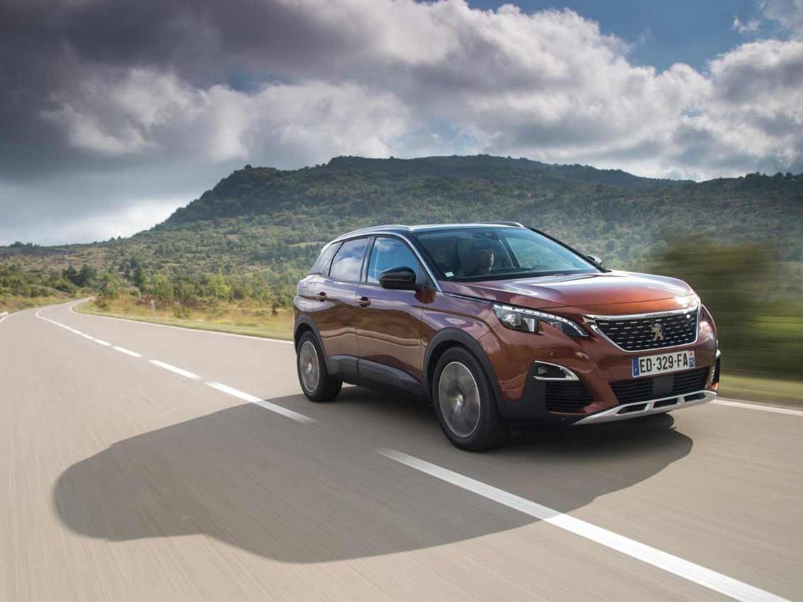 Peugeot amplía oferta del 3008 con caja automática EAT6 para el motor PureTech 1.2