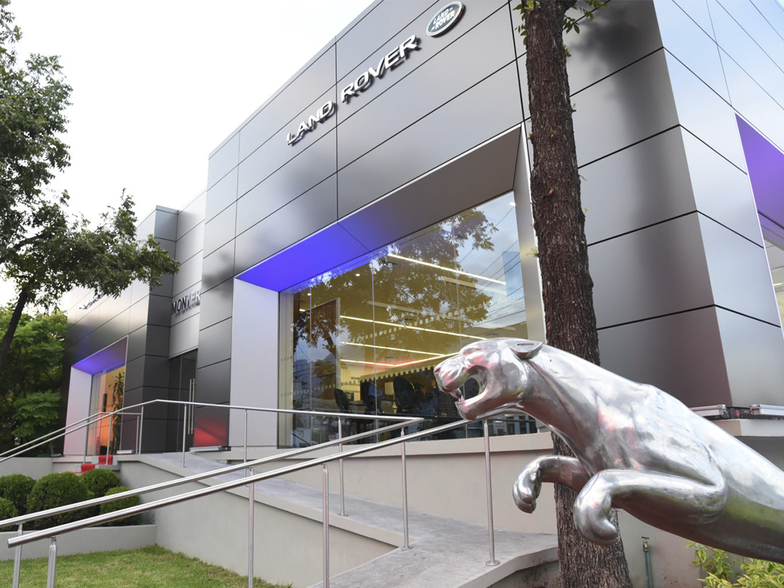 Jaguar Land Rover adquirirá hasta 2020 energía de fuentes renovables a EDF