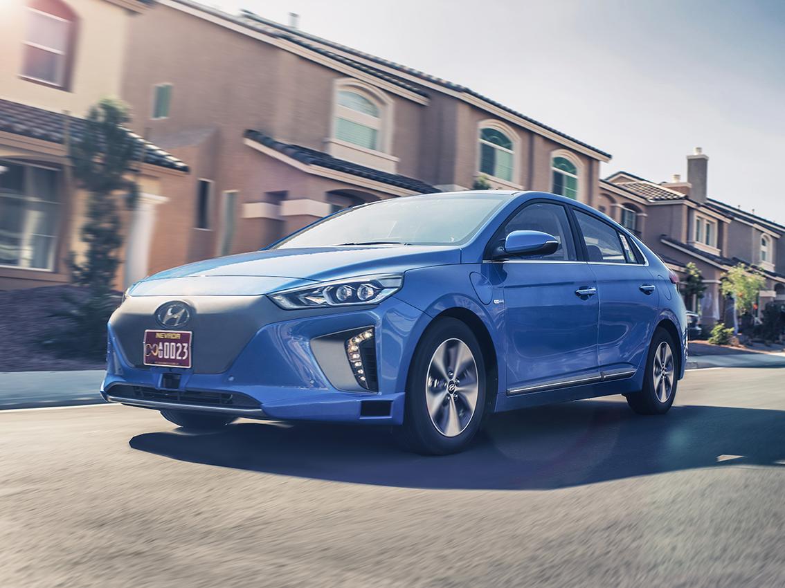 Hyundai Motor presenta el IONIQ Autónomo en el Salón de Ginebra