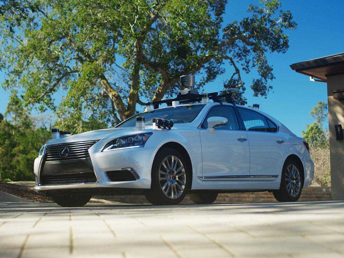 Toyota presenta su nuevo vehículo autónomo de pruebas