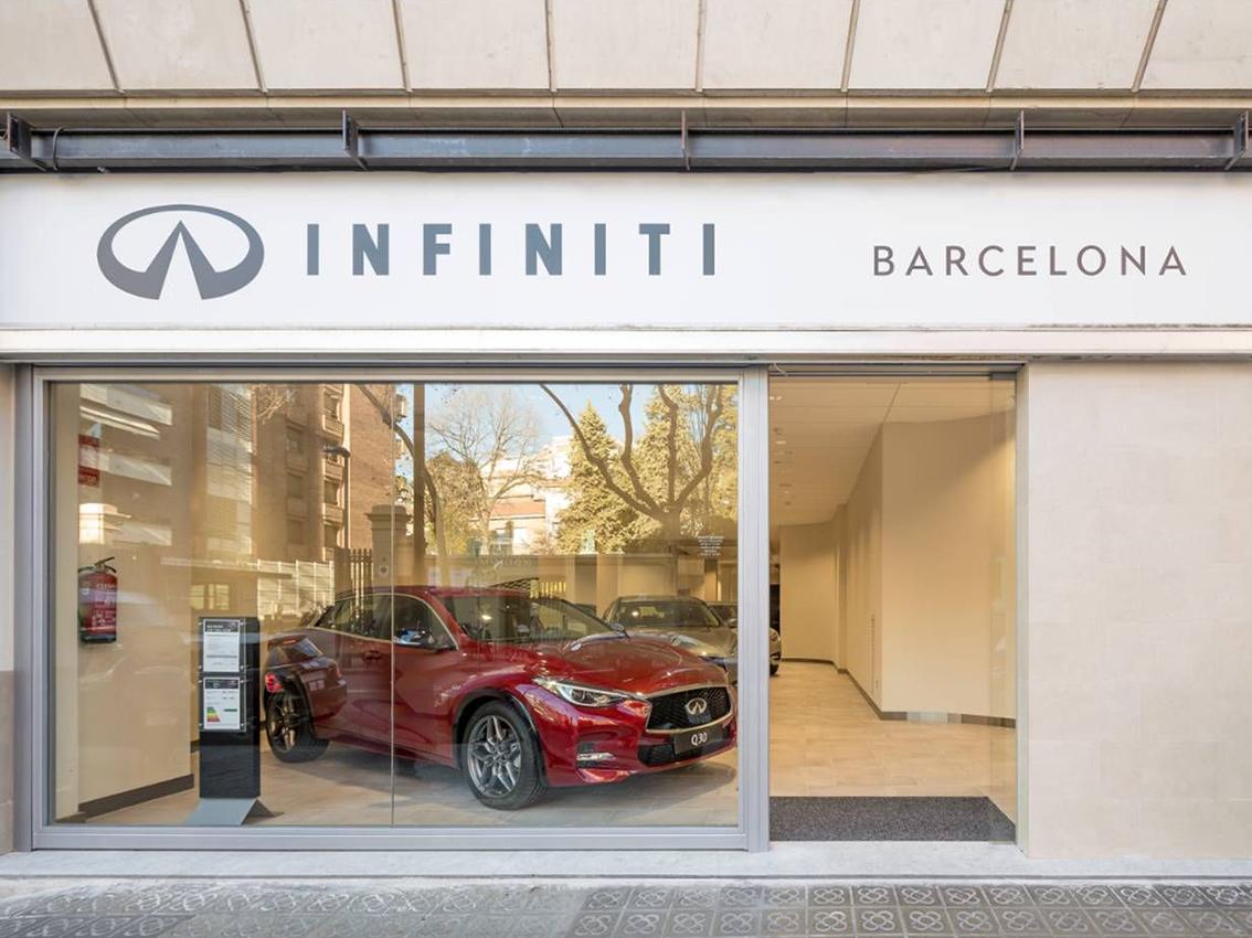 Infiniti Barcelona cerró 2016 con récord de ventas
