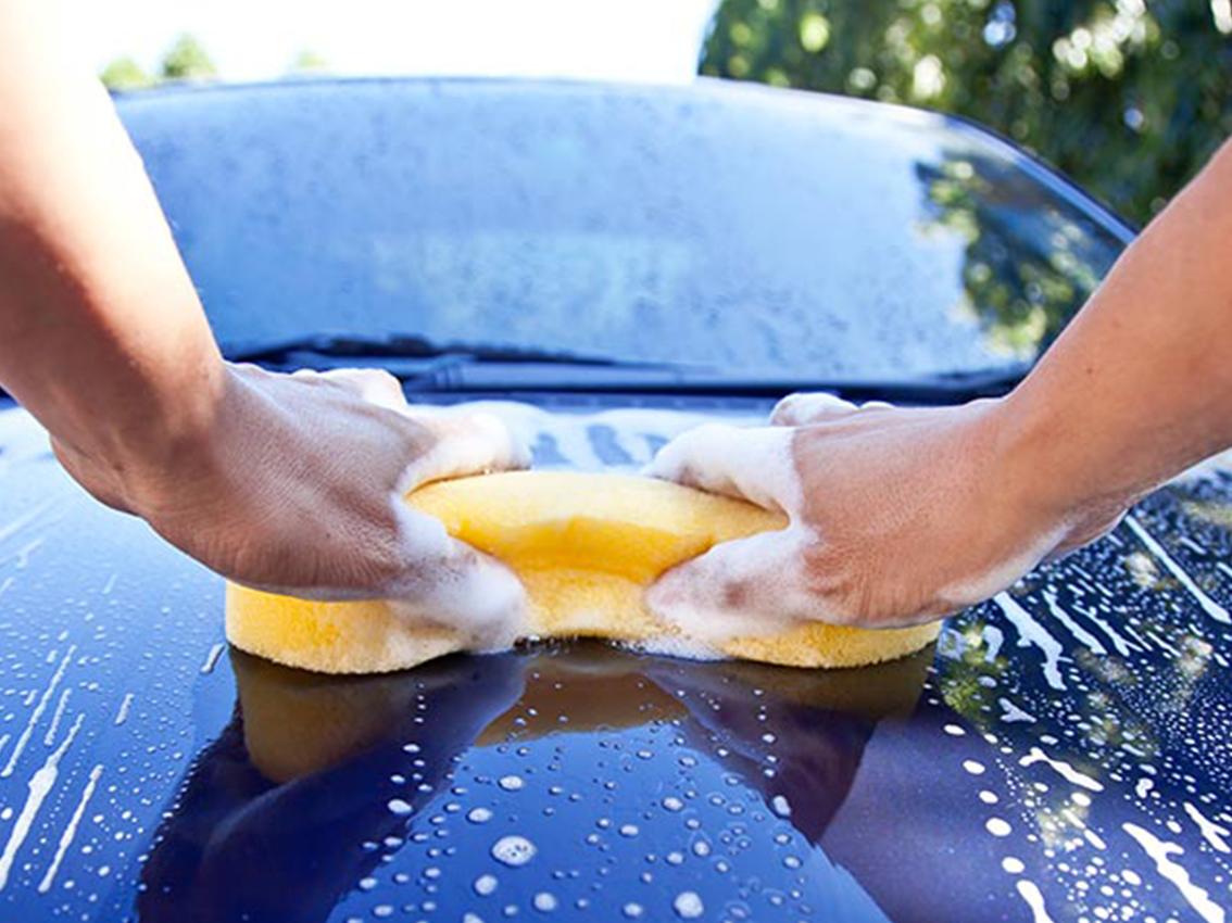 10 consells per mantenir net el meu cotxe