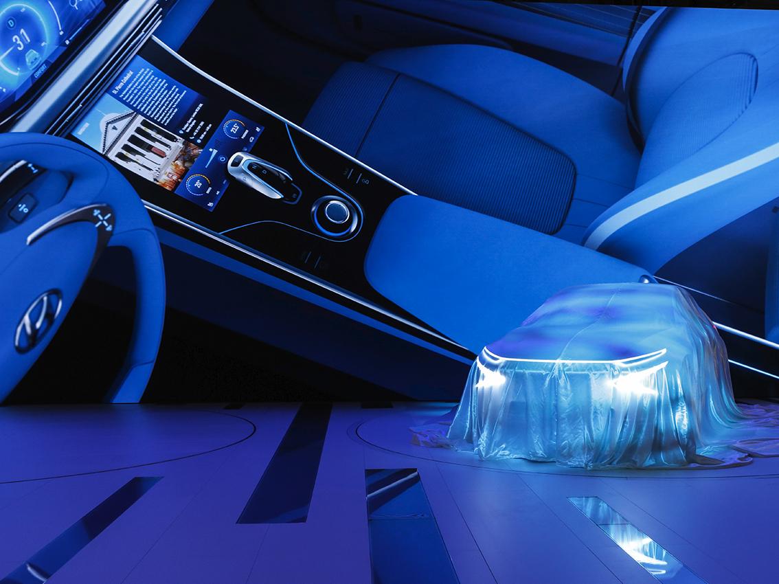 Dos estrenos mundiales de Hyundai en el Salón del Automóvil de Ginebra