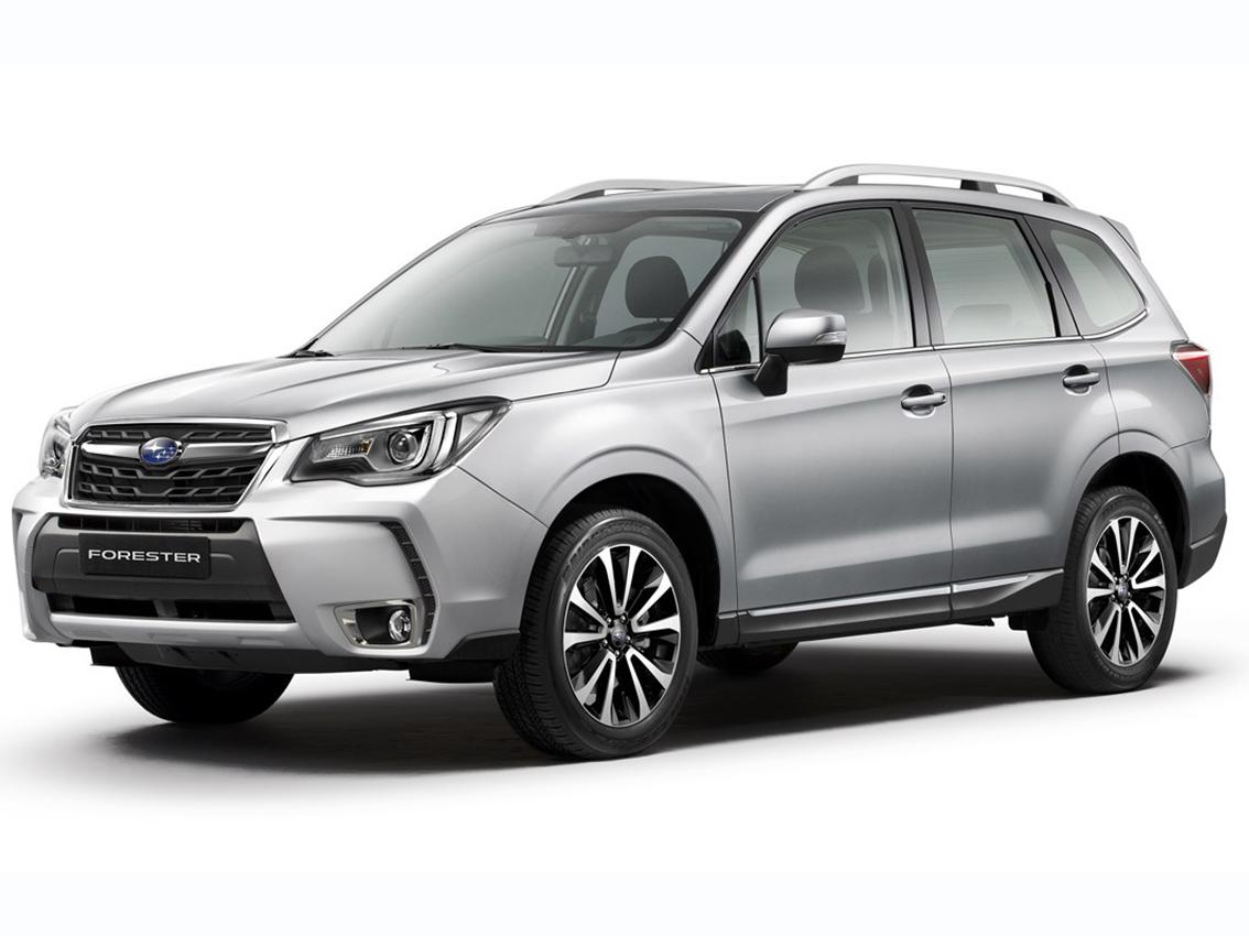 Hertz incorpora a su flota el Subaru Forester