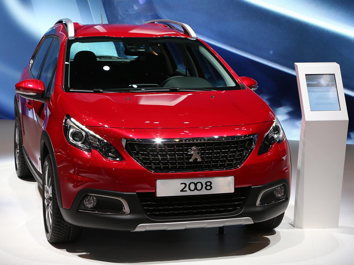 Peugeot en el Salón de Ginebra