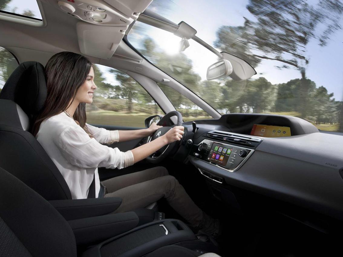 Citroën incorpora Android Auto a sus vehículos