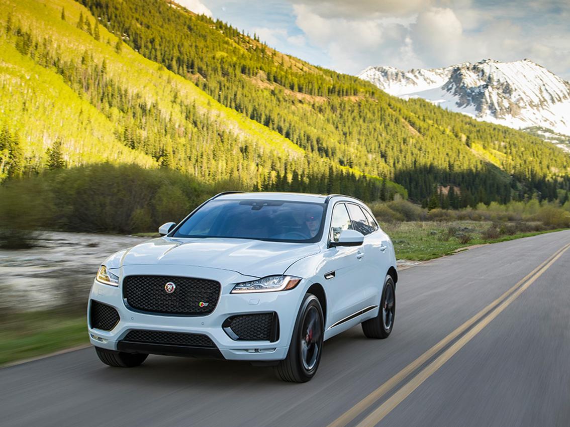 """Jaguar F-Pace finalista en dos categorías de los """"World Car 2017"""""""