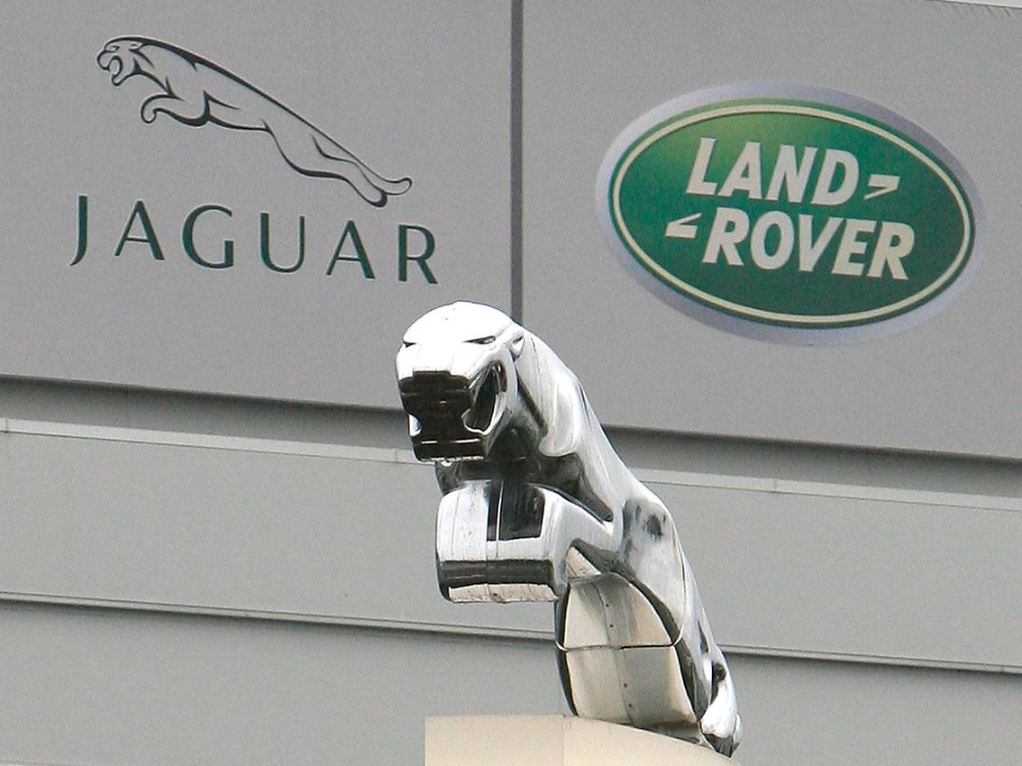 Jaguar Land Rover registra el nombre de 29 nuevos modelos