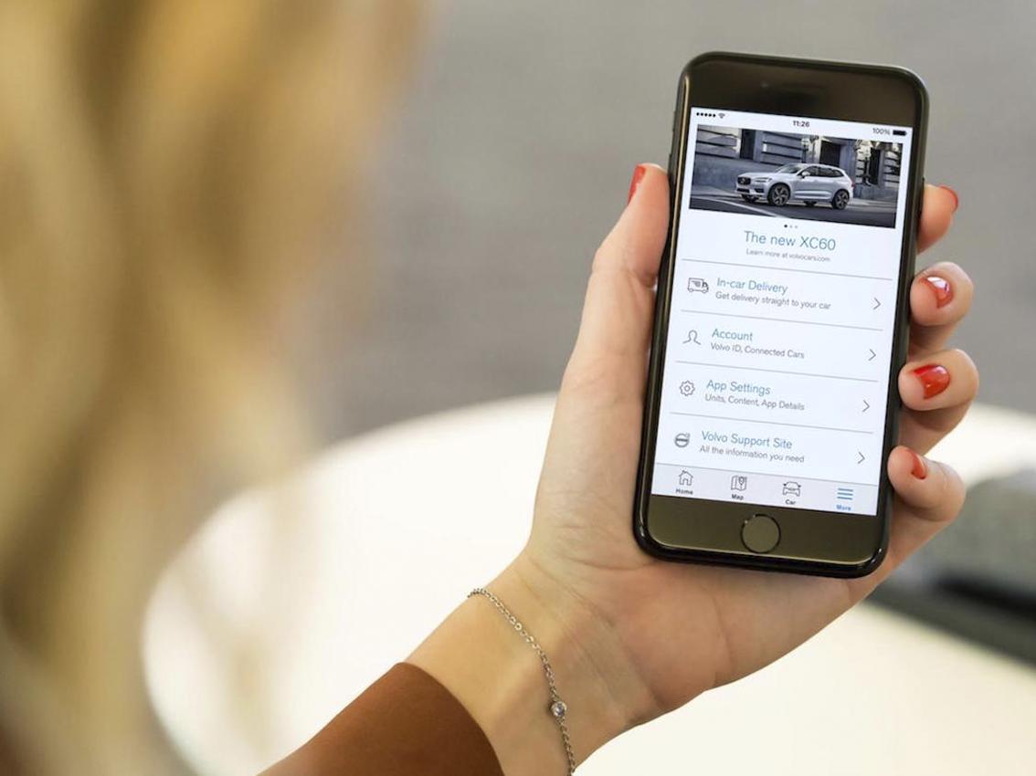 Volvo On Call, el servicio de conectividad remota a través del móvil