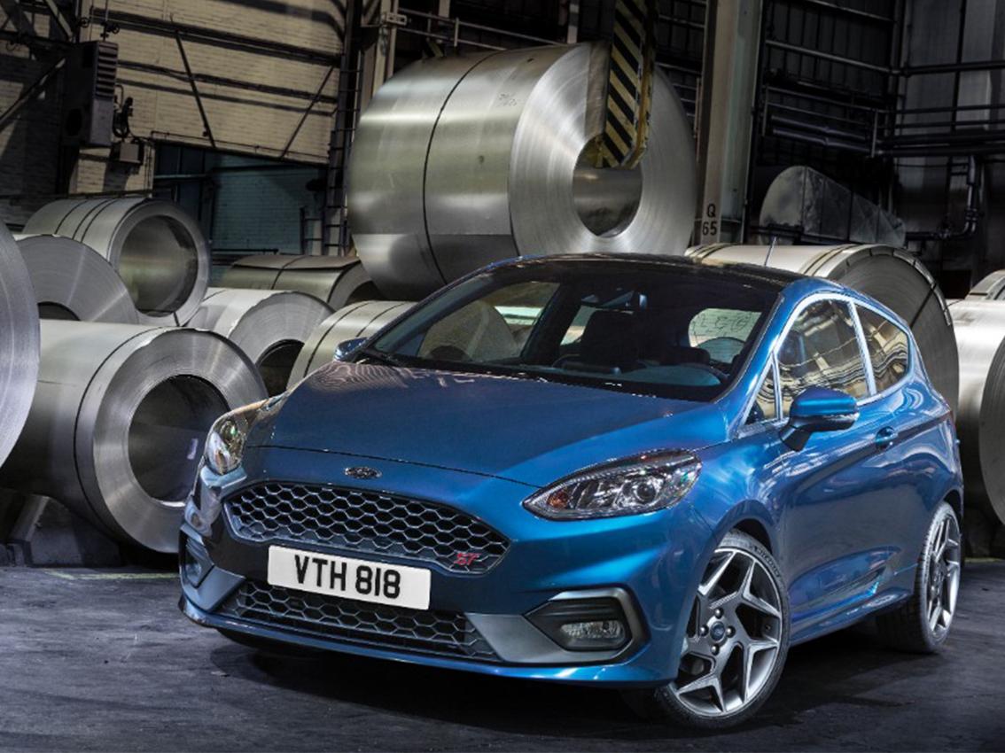 La nueva generación del Ford Fiesta ST debuta en Ginebra