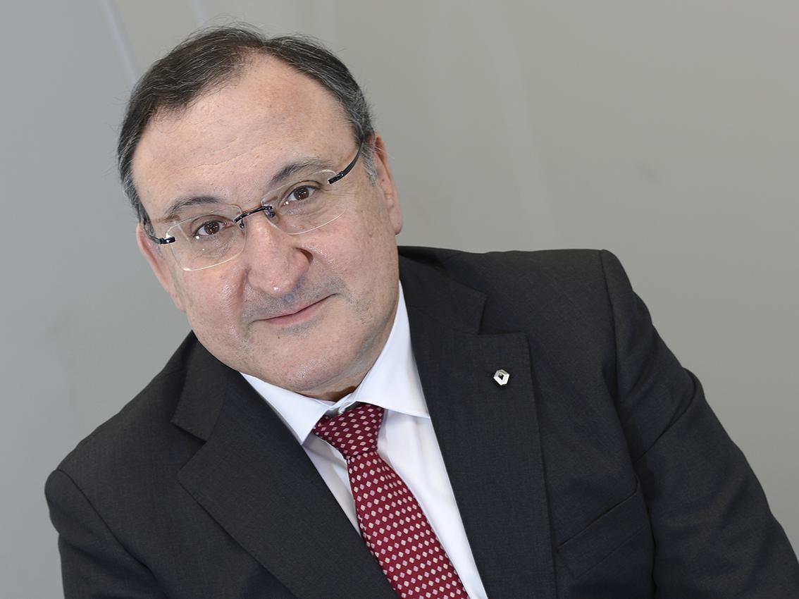 Manuel Guillermo, nuevo Director de Fabricaciones y Logística de la Región África-Oriente Medio-India