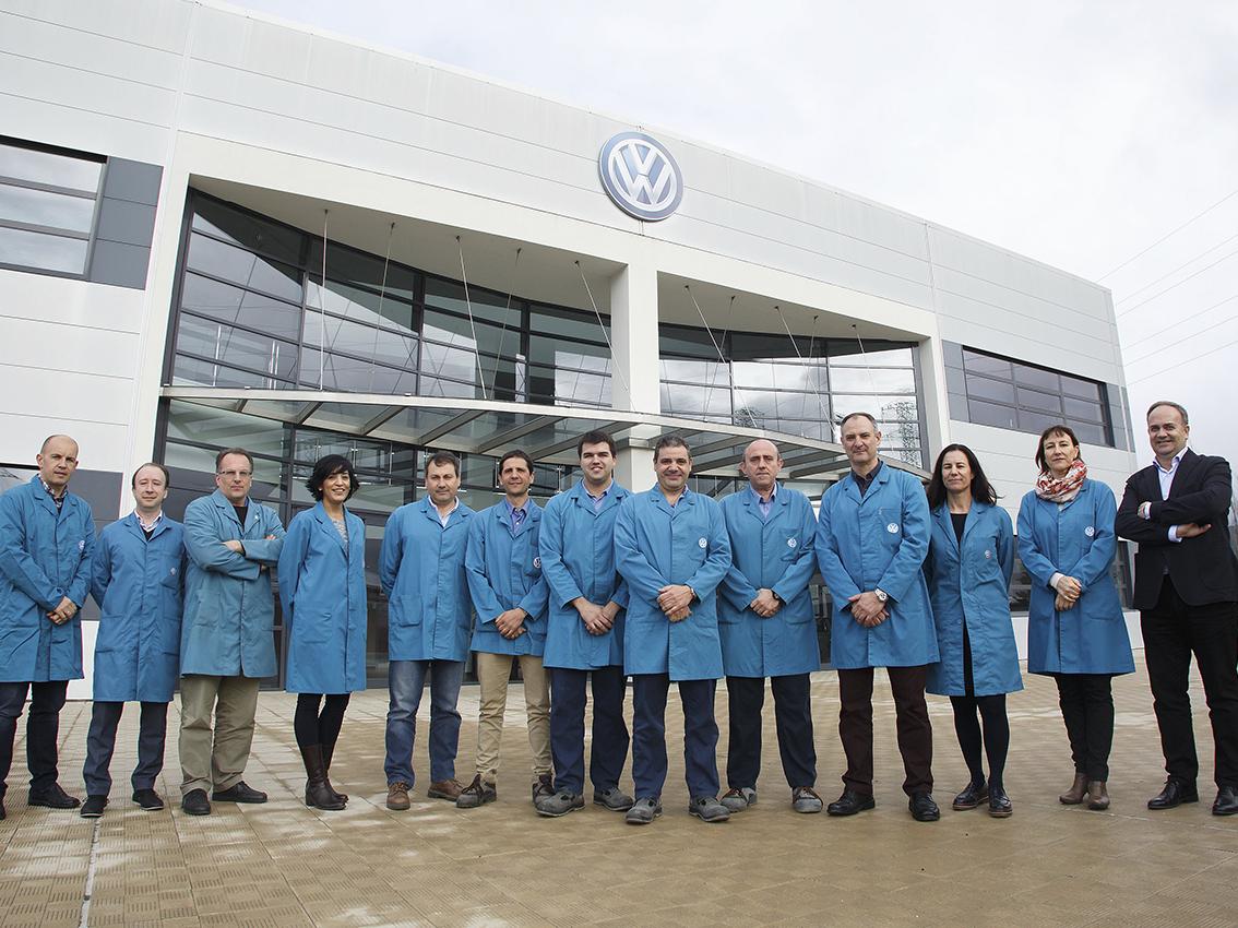 Volkswagen Academy Navarra cumple 5 años con más de 600.000 horas lectivas impartidas y cerca de 38.000 alumnos