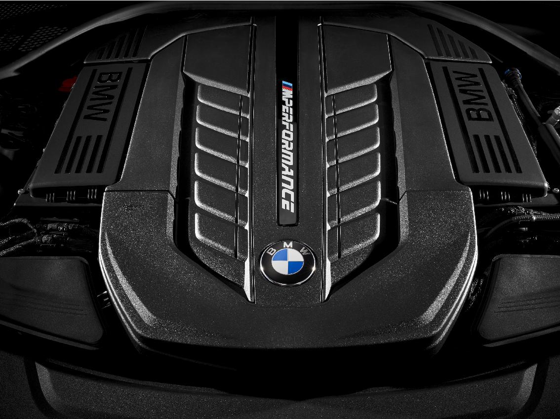 30 años de motores V12 en la Serie 7 de BMW