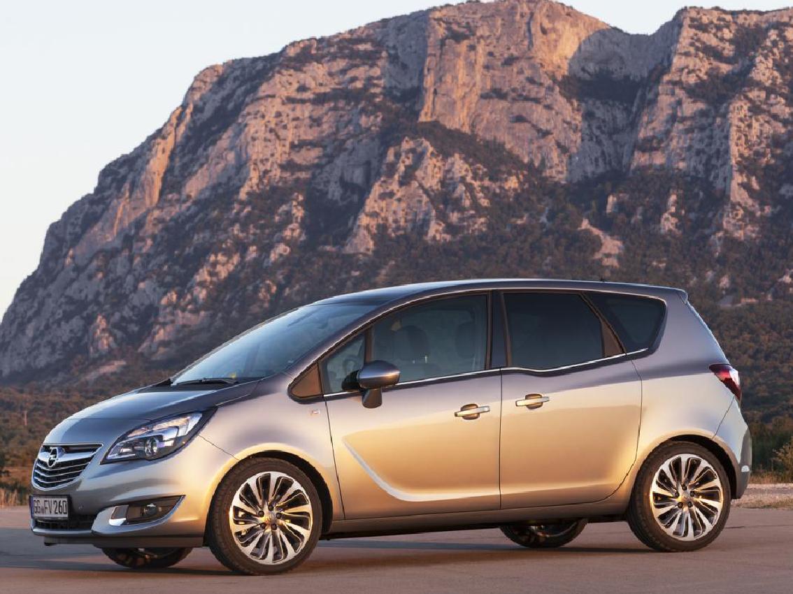 La planta de Opel de Figueruelas dice adiós al Meriva