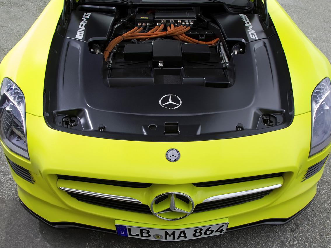 Mercedes lanzará más de 10 modelos eléctricos en cinco años