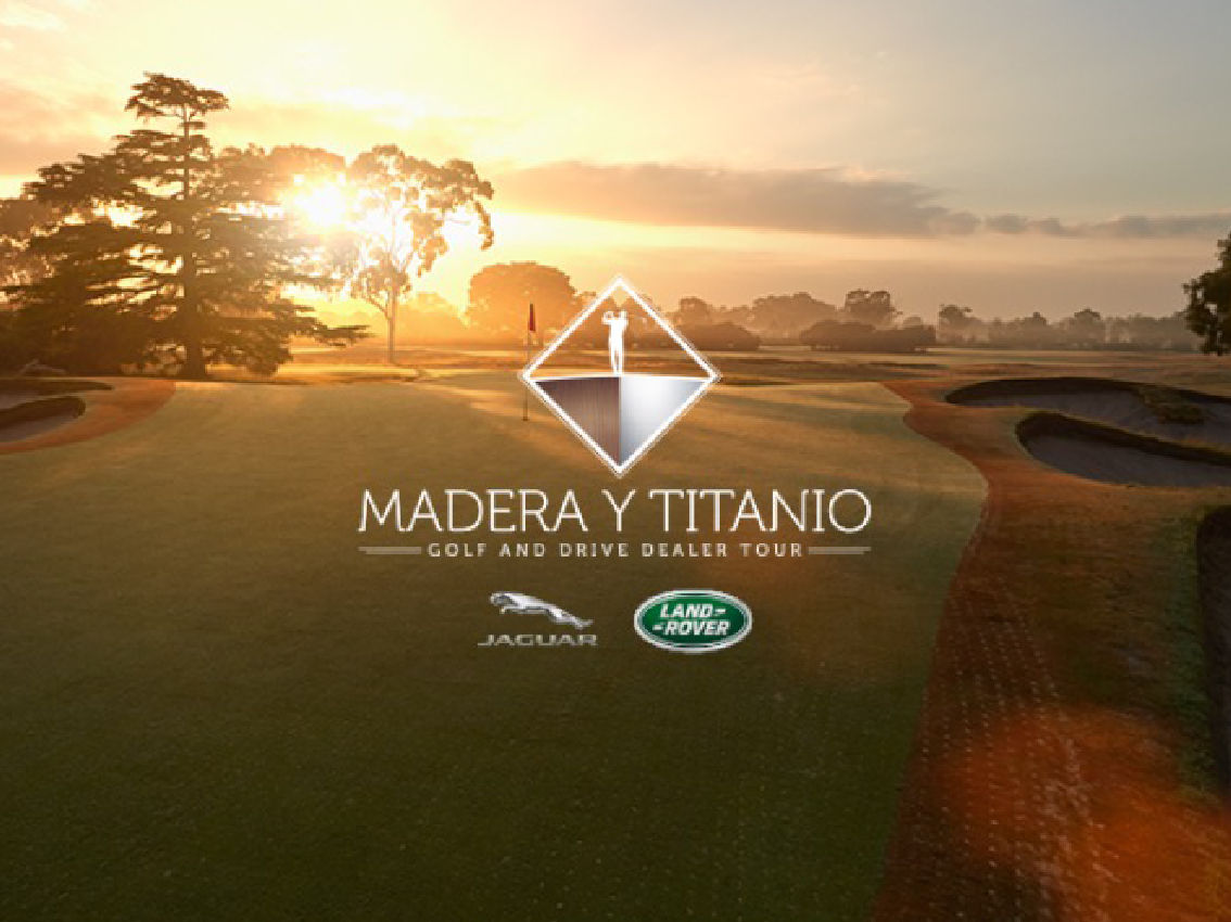 Arranca el segundo torneo de Golf organizado por Jaguar Land Rover