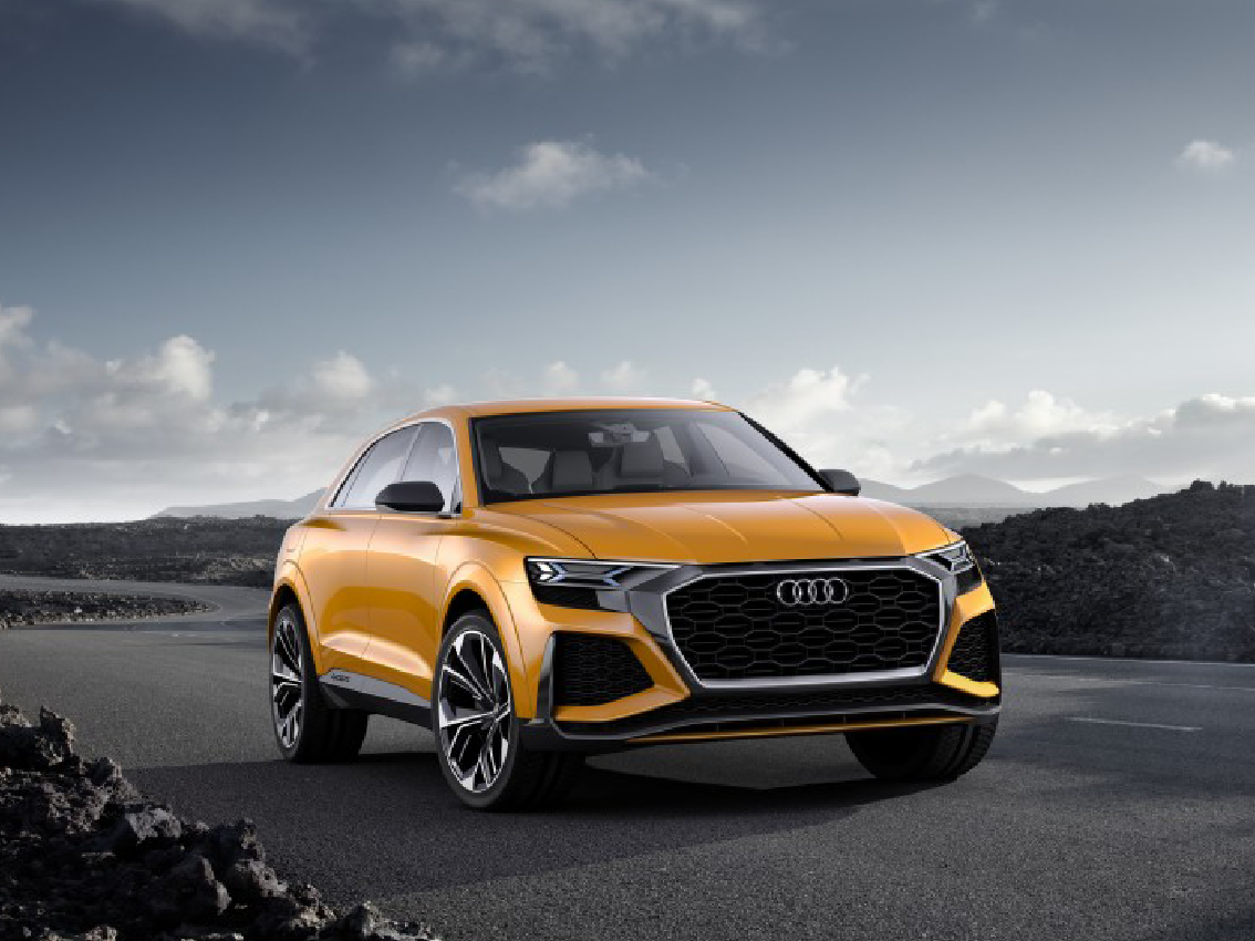 Audi planifica la producción de sus dos nuevos modelos de la familia Q