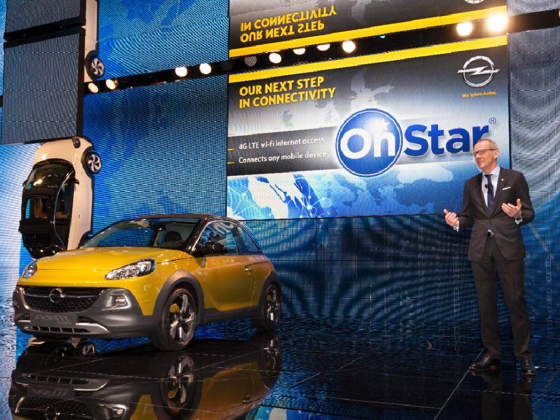 Opel OnStar permite avanzar hacia la conducción autónoma