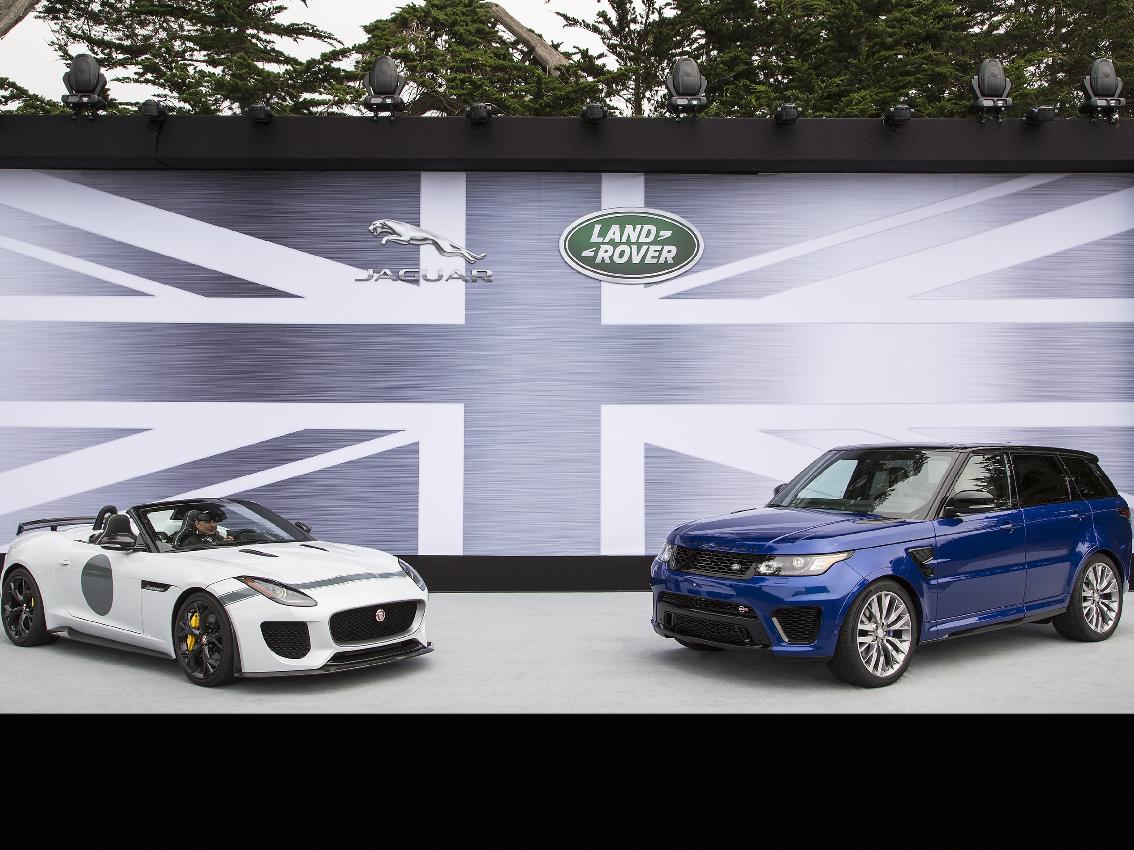 Las ventas mundiales de Jaguar Land Rover crecieron un 16% en su año fiscal
