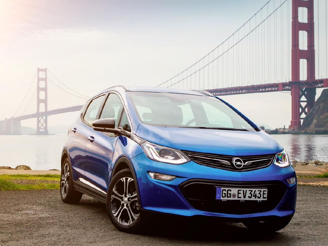 Primeras entregas en Europa del Opel Ampera-a