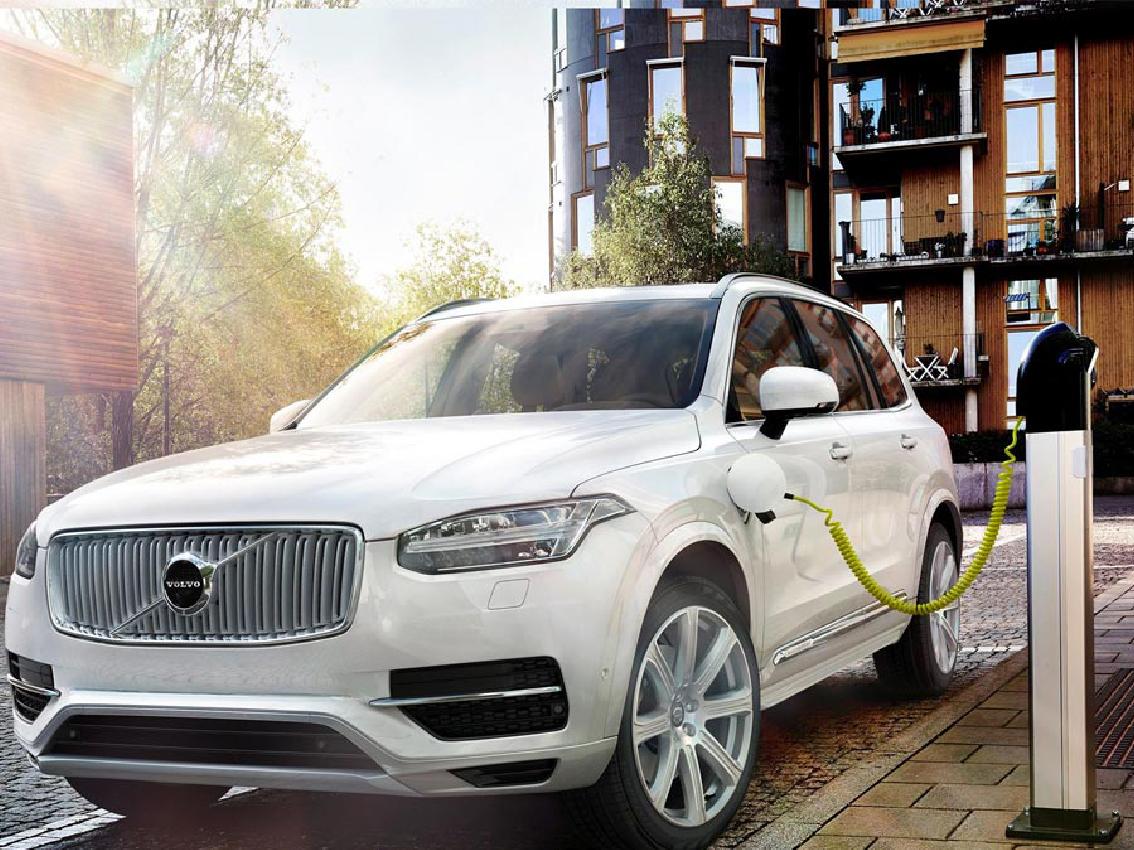 Volvo confirma la llegada de su primer modelo 100% eléctrico para 2019