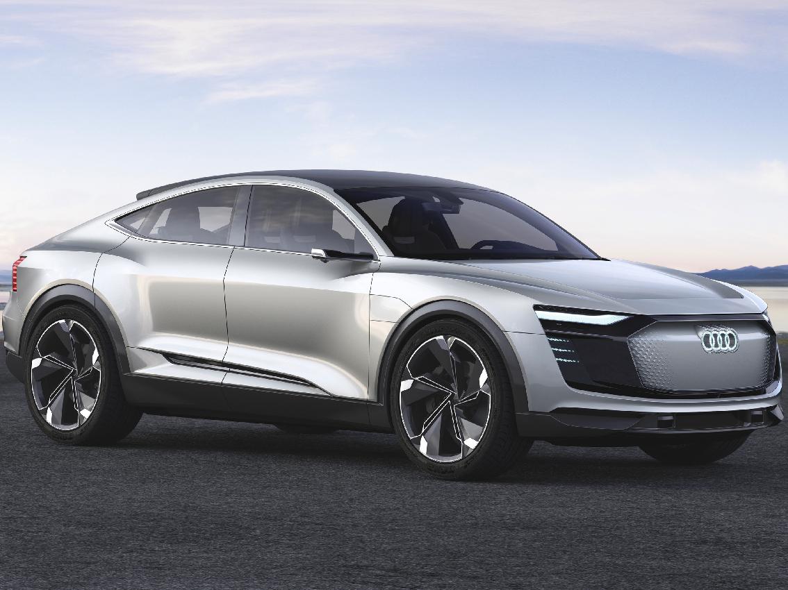 Audi e-tron Sportback concept, segundo modelo eléctrico de la marca