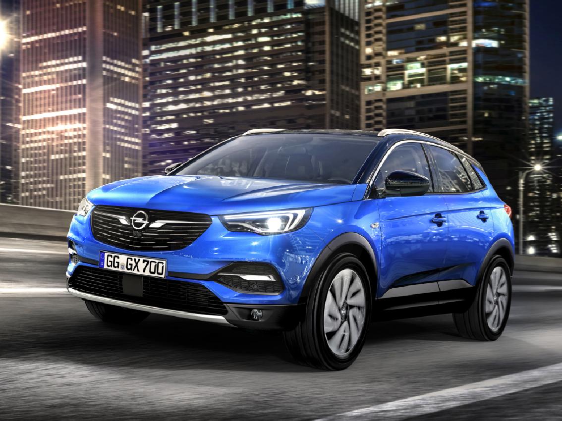 El segmento SUV se amplía gracias a la llegada del Opel Grandland X