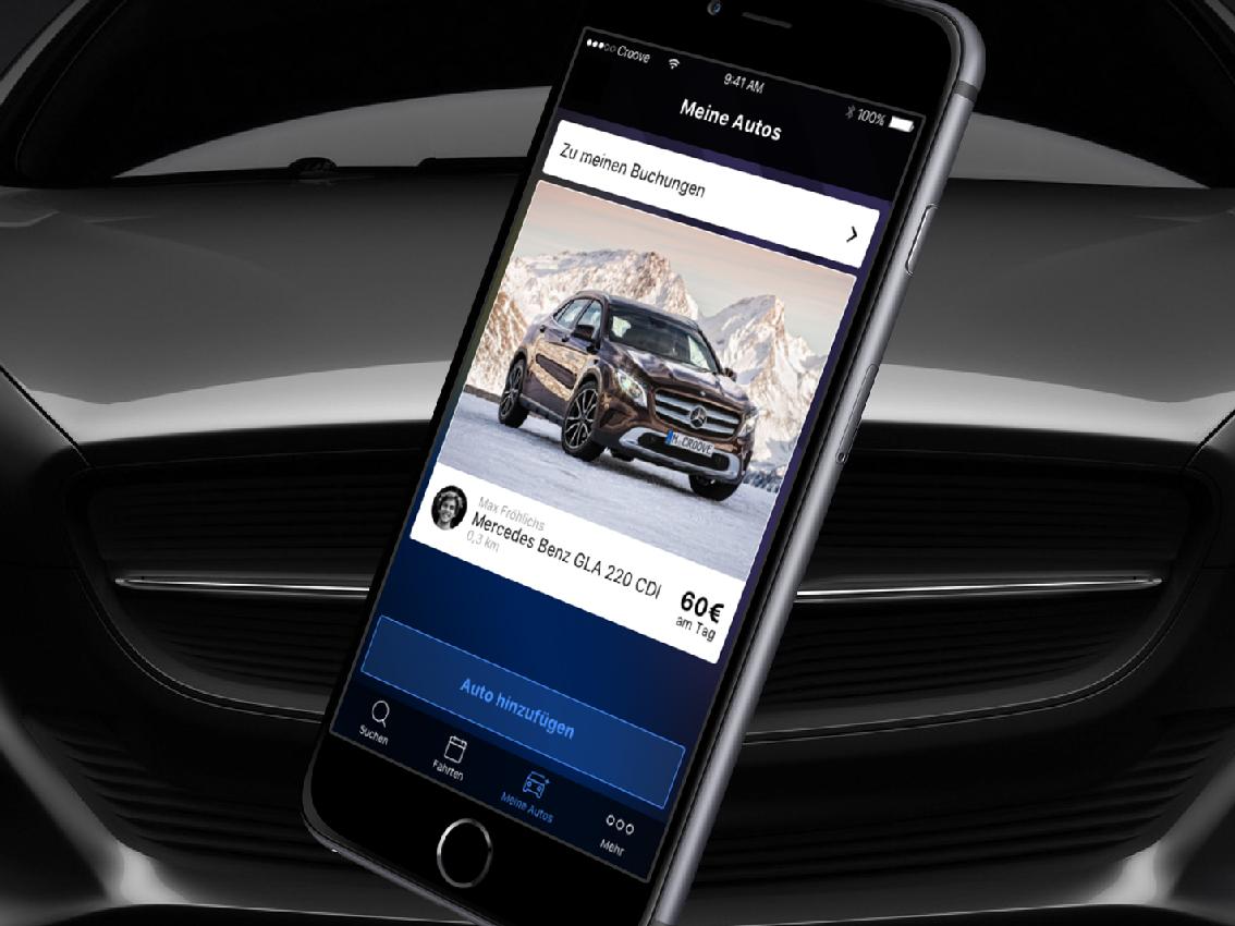 Mercedes-Benz extiende a Berlin su plataforma Croove