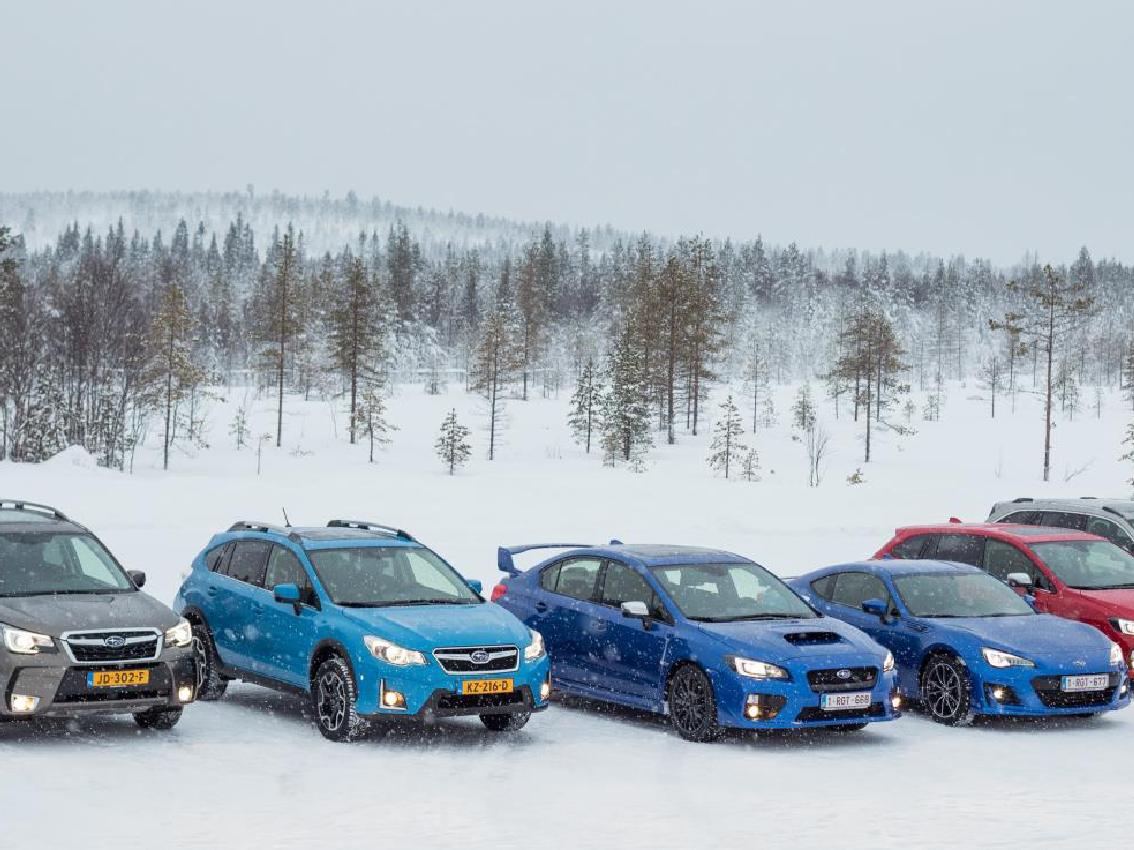 Subaru supera el millón de unidades vendidas por primera vez en su historia
