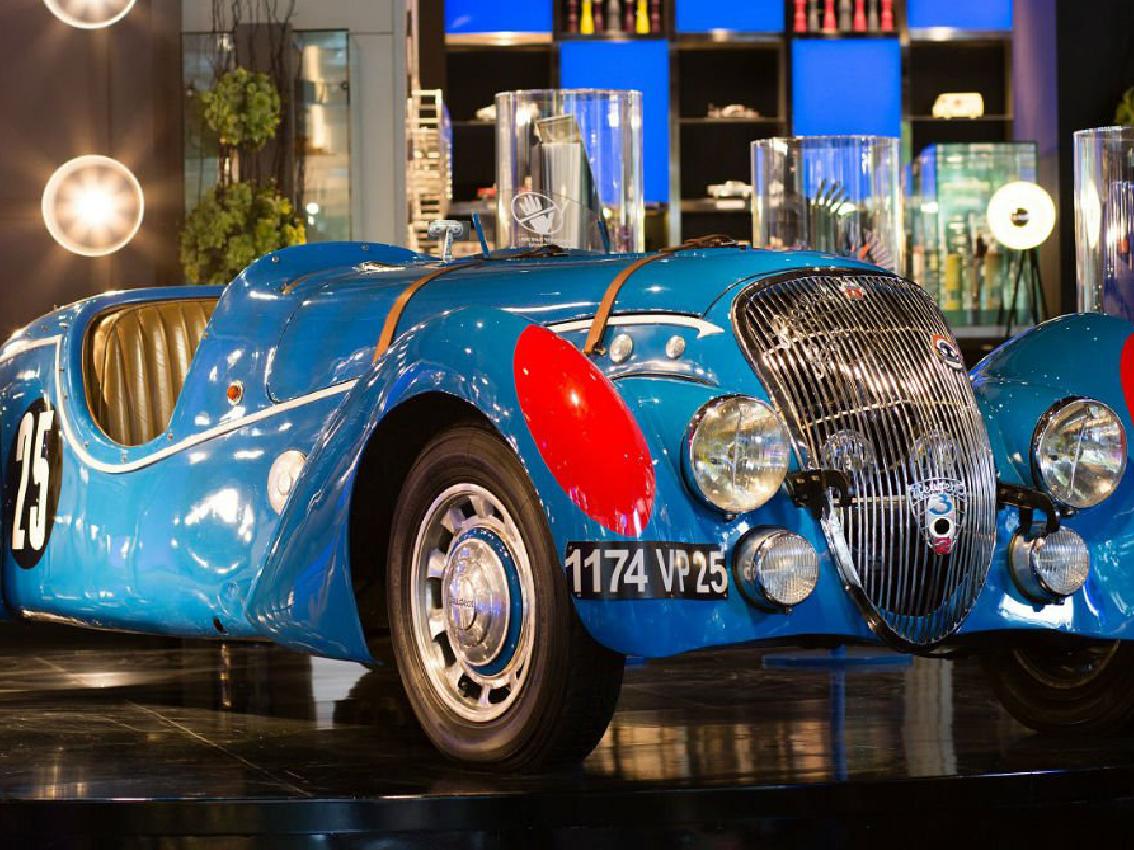 El Peugeot 402 celebra su 75 cumpleaños