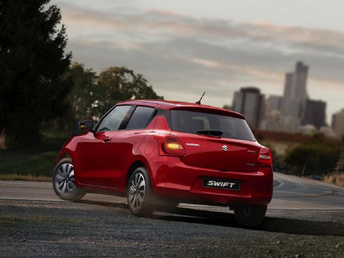 Suzuki lanza el nuevo Swift desde 12.250 euros