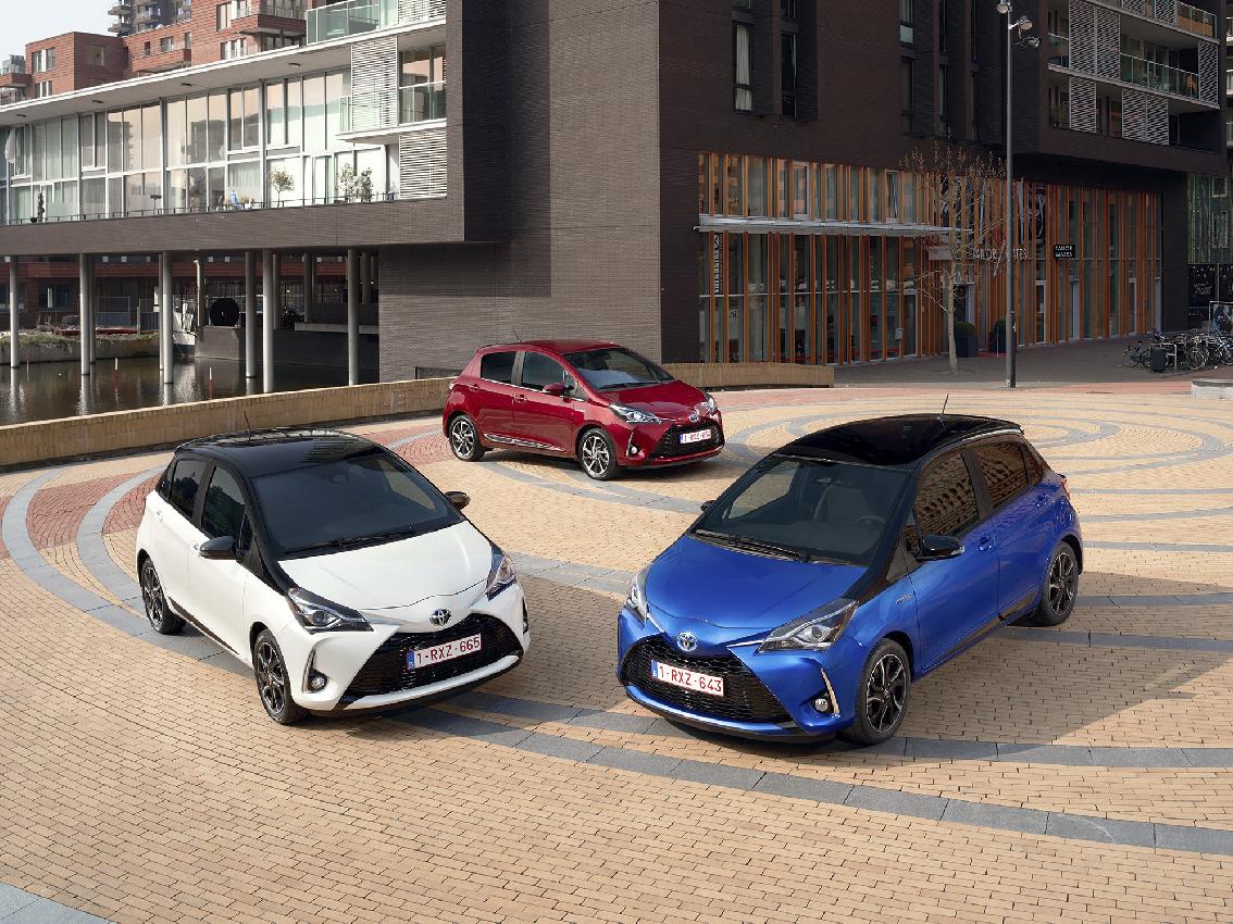 Los nuevos Toyota Yaris 2017 y Toyota C-HR, estrellas del Autombile Barcelona