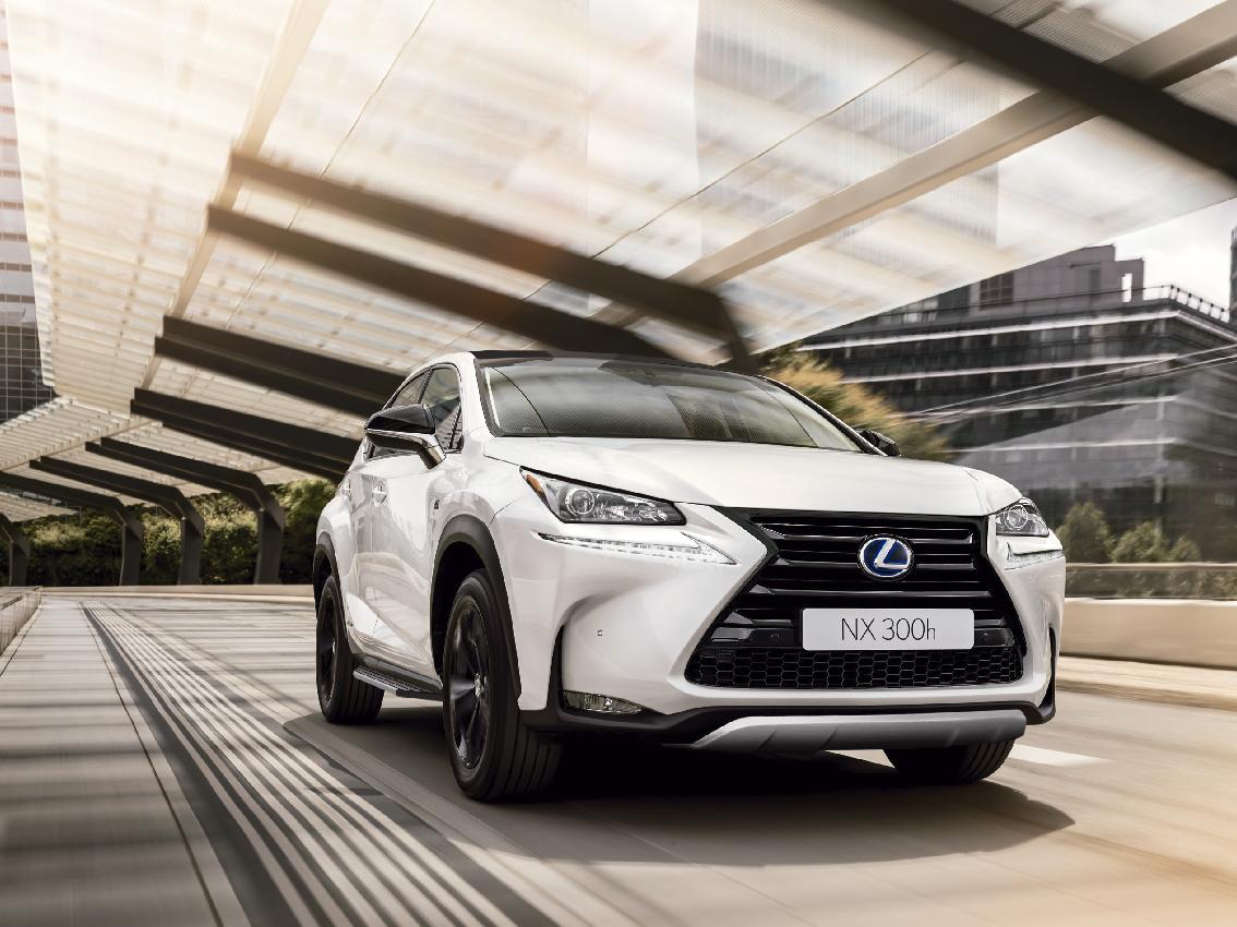 Dos novedades Lexus para el Salón del Automóvil de Barcelona 2017