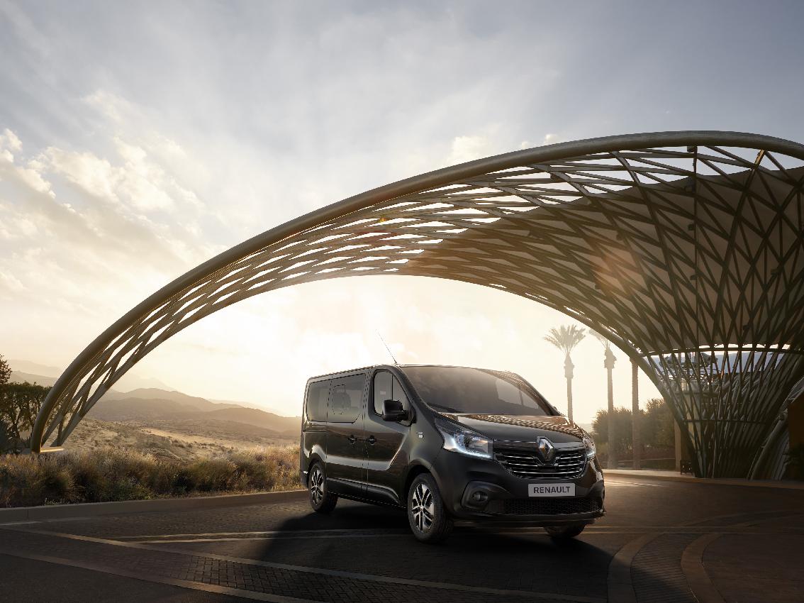 Renault presenta Trafic SpaceClass en el Festival de Cannes